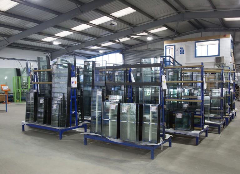Triple Glazed Units